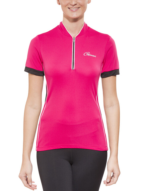 Gonso Vista Radtrikot Damen bright rose